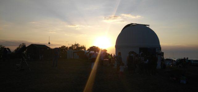 Apertura dell'osservatorio