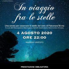 In viaggio fra le stelle – 4 agosto